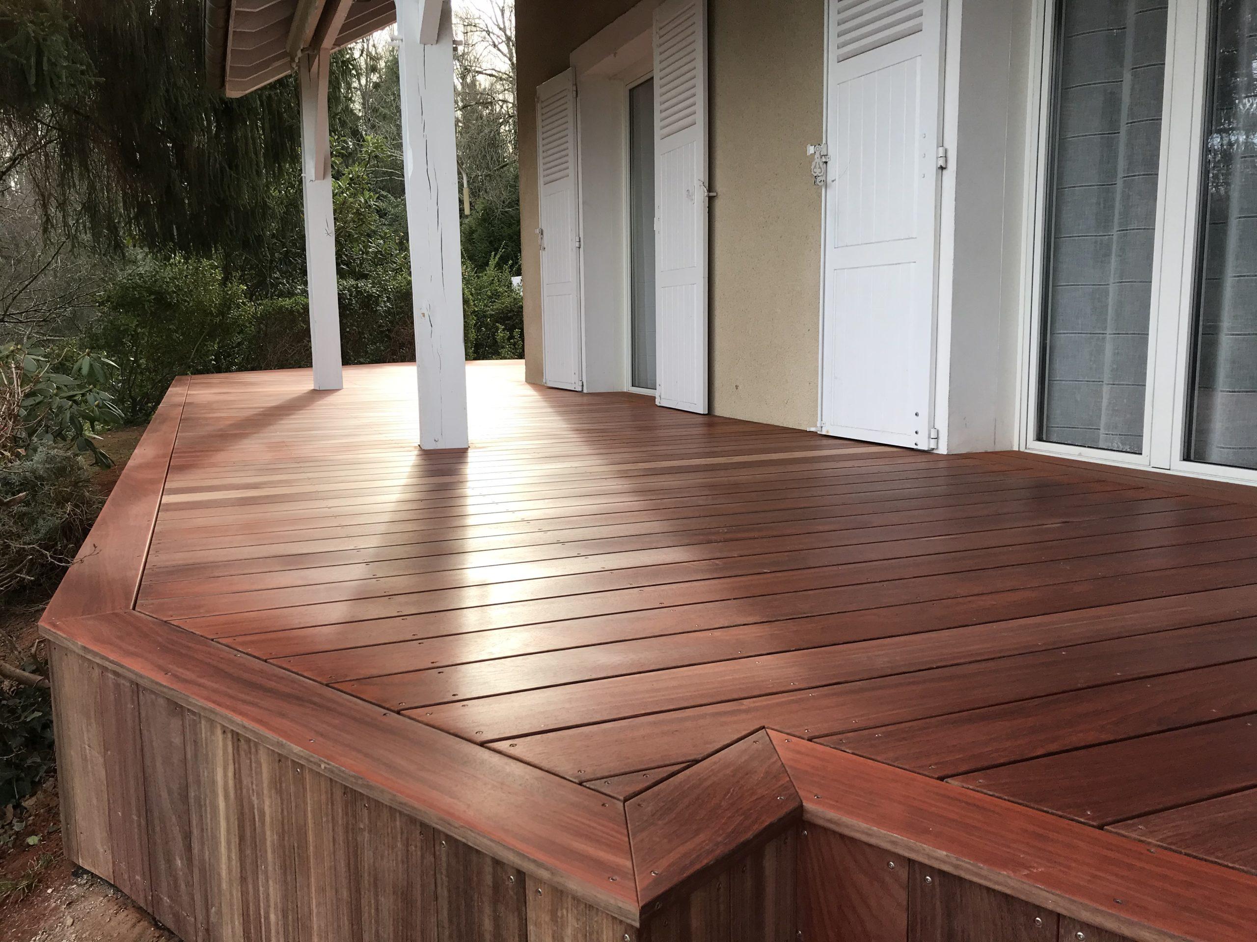 devis terrasse en bois pour maison à biarritz