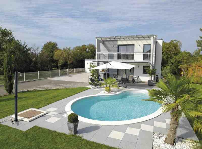 Comment construire une piscine hors-sol en béton ?