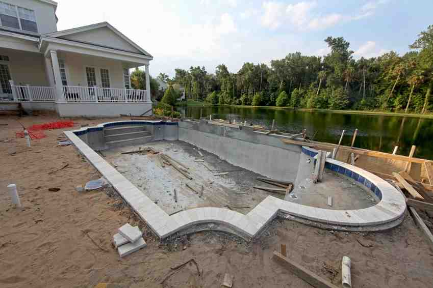 Comment construire une piscine
