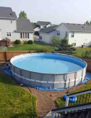 Comment habiller sa piscine tubulaire