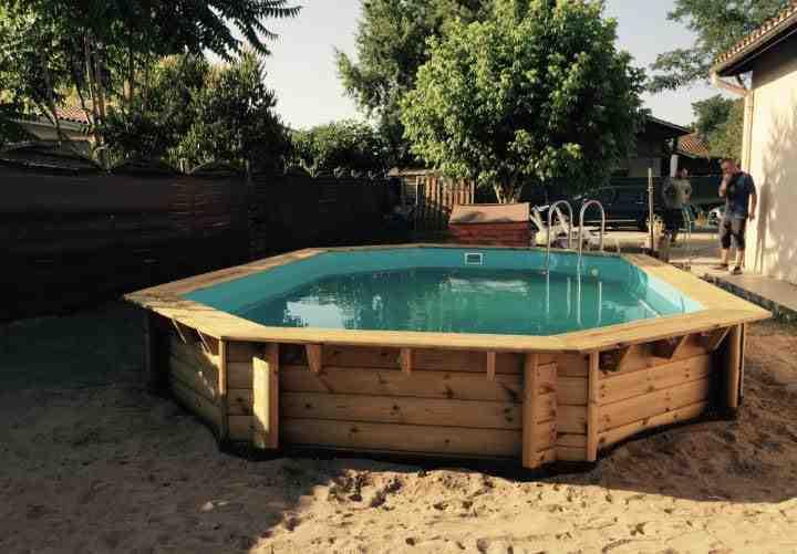 Comment préparer le sol pour une piscine Semi-enterrée ?