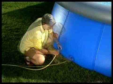 Comment vider une piscine avec vanne 6 voies ?