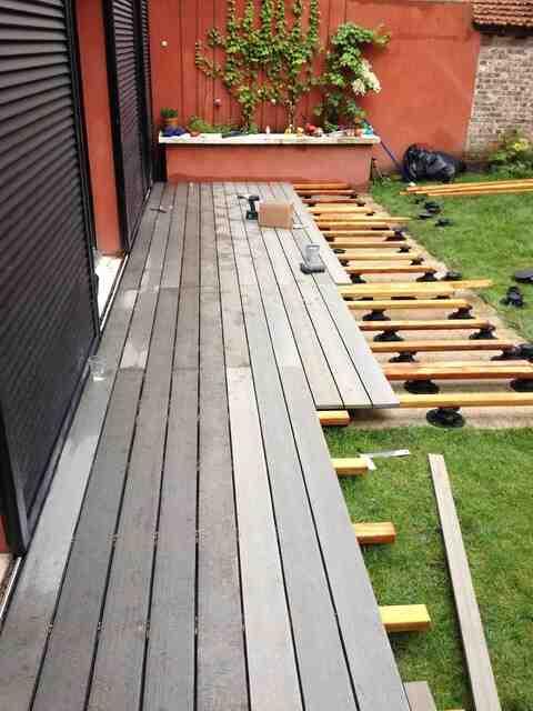 Comment faire une terrasse en bois pas cher