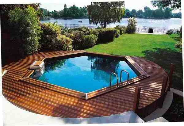Comment habiller une piscine hors sol