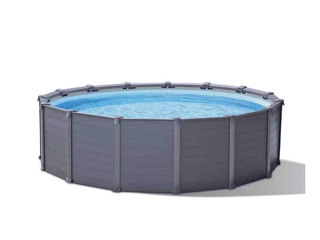 Comment mettre du bois autour d'une piscine hors sol ?