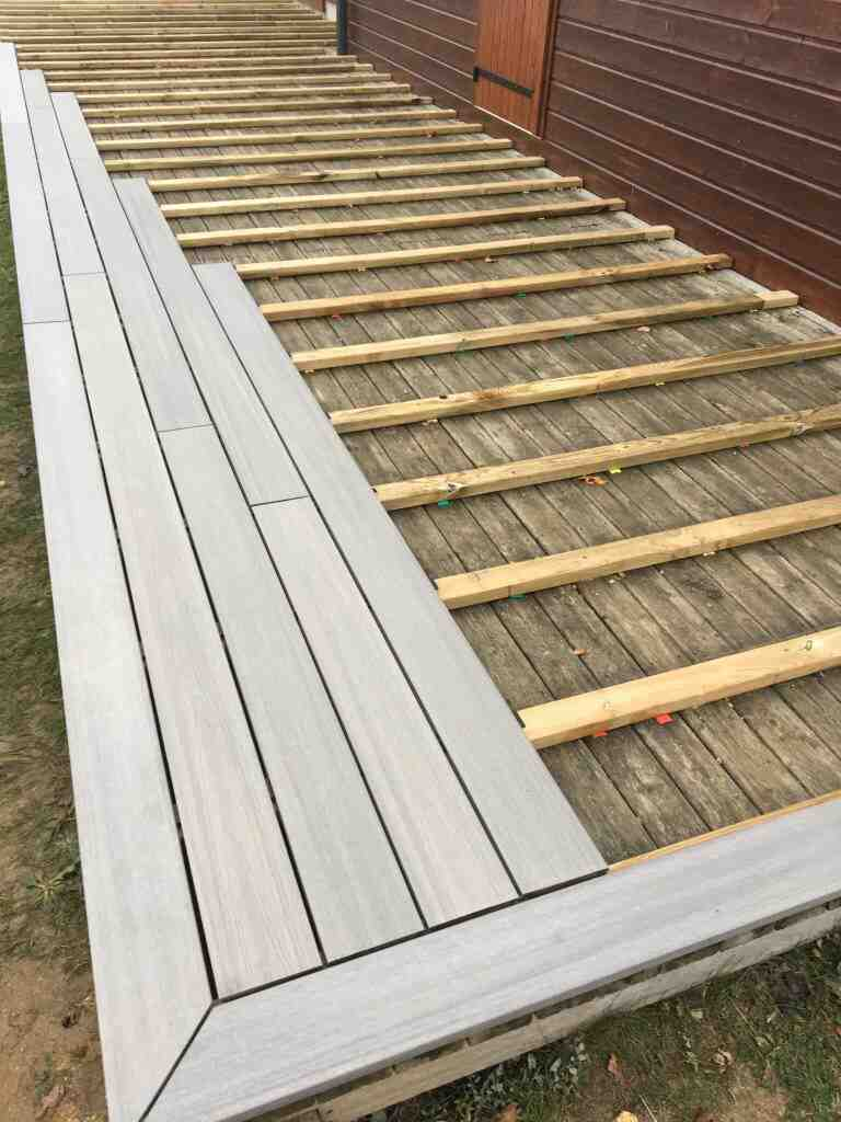 Comment monter une terrasse en bois