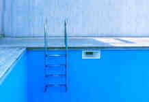 Comment trouver un trou dans une piscine autoportée