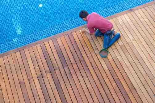 Comment entretenir une terrasse en bois